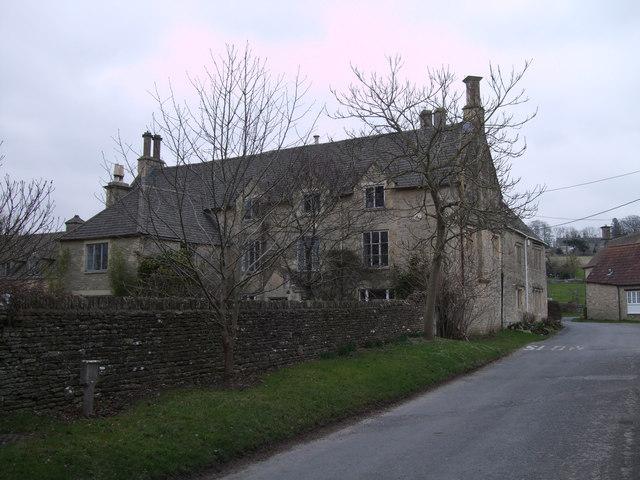 The Old Manor House, Baunton