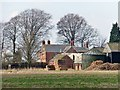 TA1436 : Kelwell Farm, Swine, Yorkshire by Bernard Sharp
