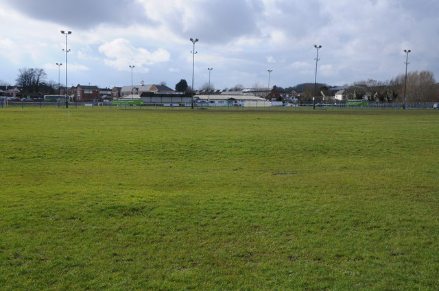 King George V Playing Field, Pershore
