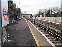 TQ2976 : Wandsworth Road railway station, London by Nigel Thompson