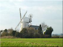 TL6830 : Great Bardfield Windmill by Robin Webster