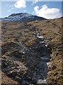 NM5234 : Feeder stream, Gleann na Beinne Fada by Karl and Ali