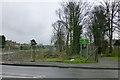 SK5136 : Bramcote Lane Open Space by David Lally
