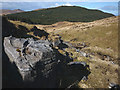 NM5364 : Limestone on Ben Hiant by Karl and Ali
