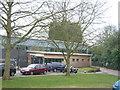 SP0484 : University of Birmingham, Computing Services building by Christopher Hilton