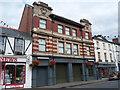 SO2914 : Nicholls department store, Abergavenny by Jaggery