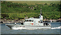 "S7010 : HMS ""Charger"", River Suir by Albert Bridge"