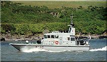 "S7010 : HMS ""Charger"", River Suir by Albert Bridge"
