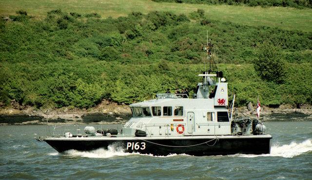 """HMS """"Express"""", River Suir"""