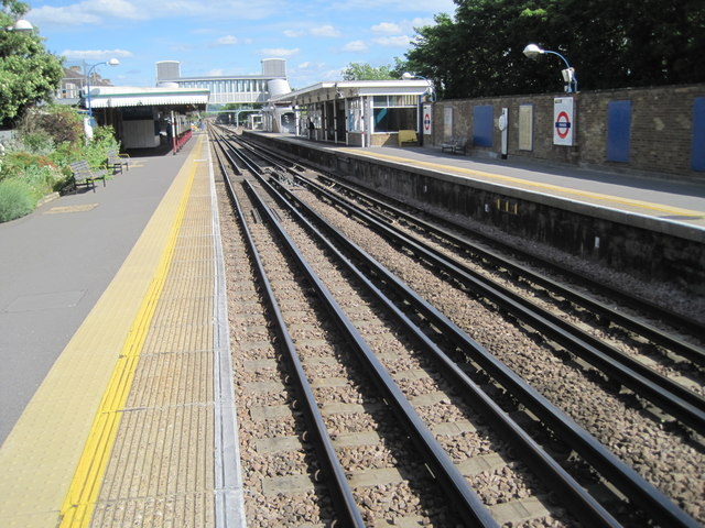 Pinner Underground station, Greater London