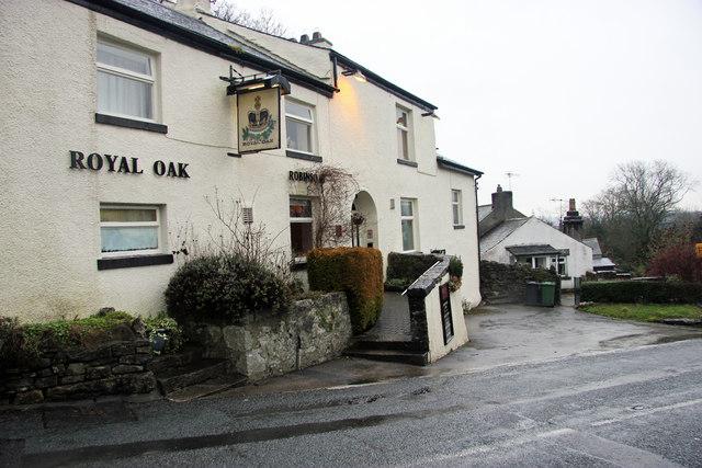 Royal Oak, Lindale - a Robinson's House