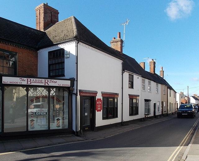The Barber Shop, Royal Wootton Bassett