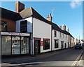 SU0682 : The Barber Shop, Royal Wootton Bassett by Jaggery