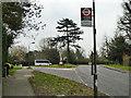 TQ2494 : Totteridge war memorial by Robin Webster