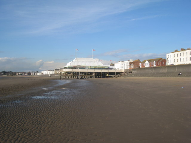 The pier, Burnham on Sea