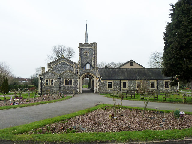 Chapels, Hendon Cemetery and Crematorium