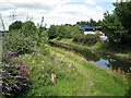 SP0891 : Tame Valley Canal north of Brookvale Road, Witton B6 by Robin Stott