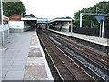 TQ1390 : Headstone Lane railway station, Greater London by Nigel Thompson