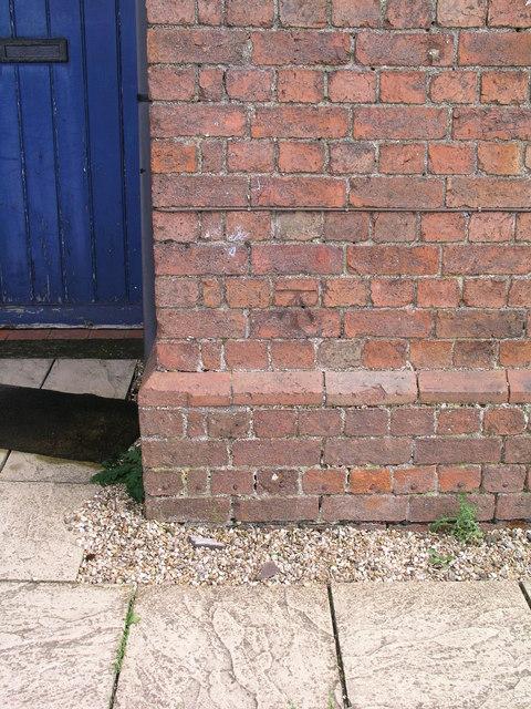Cut Mark: Baumber, Old Police House