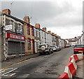 ST1168 : Richard Street, Barry by Jaggery