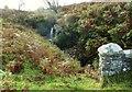 NX6263 : Derrygown Linn waterfall by Ann Cook