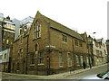 TQ3082 : Former church school, Britannia Street by Stephen Craven