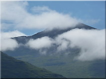 NM5233 : Mull: Ben More from across Loch na Keal by Chris Downer