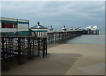 SD3036 : North Pier, Blackpool by JThomas