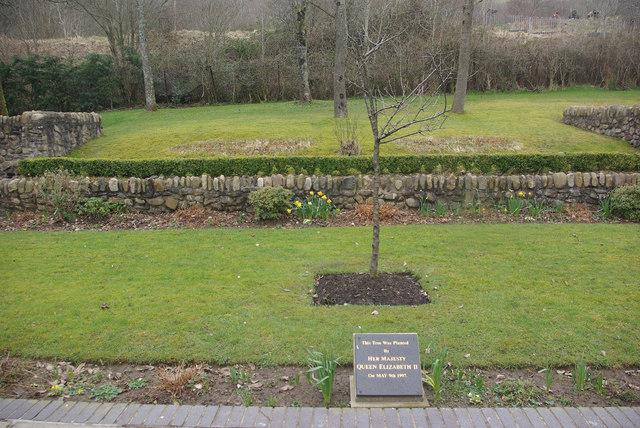 Aberfan Memorial Garden