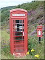 NG3853 : Clachamish: postbox № IV51 16 by Chris Downer
