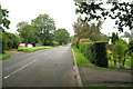 SP2157 : Ingon Lane by Ingon Bank Cottages by Robin Stott