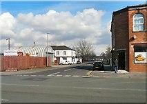 SJ8796 : Birch Street by Gerald England