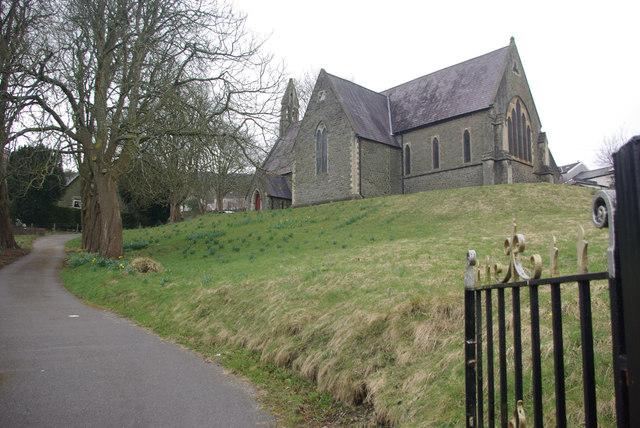 Church of St John the Baptist, Troedyrhiw by Stephen McKay