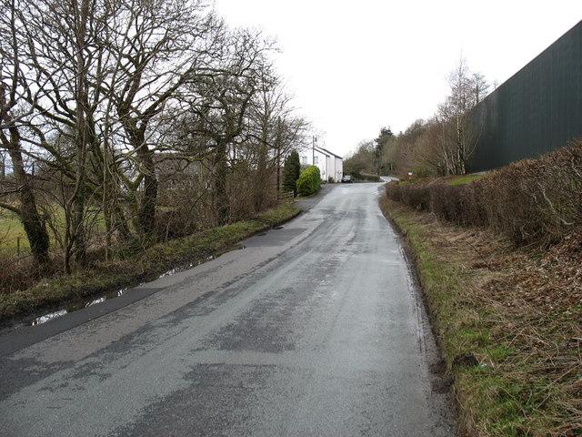 Entering Embleton