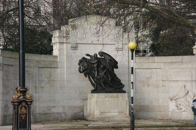 Belgium Monument to the British Nation