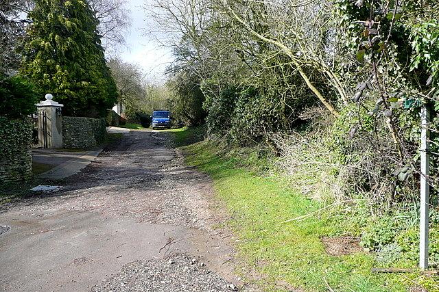 Frogwelldown Lane