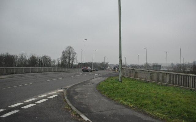 Mid Devon : M5 Motorway Junction 28