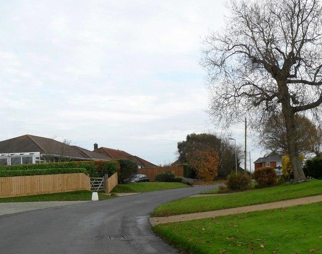Brocks Copse Road, Wootton