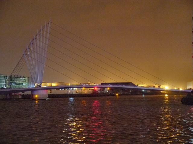 MediaCityUK Footbridge