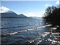 NY2031 : Bassenthwaite Lake by David Purchase