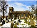 SD6125 : Holy Trinity Parish Church, Hoghton by Rude Health