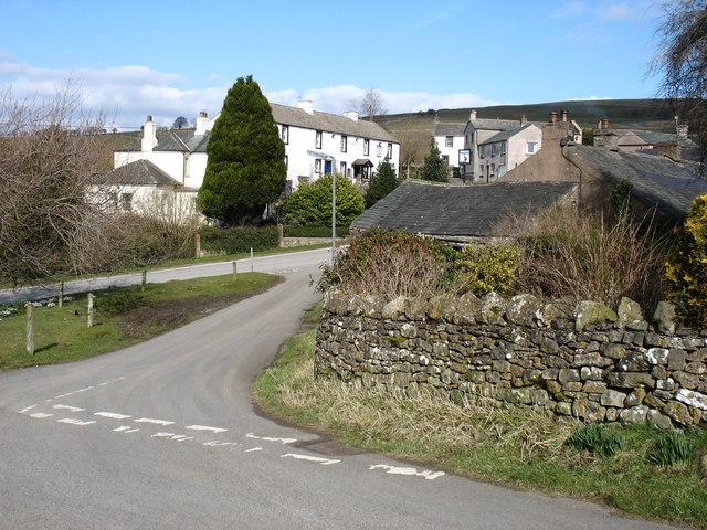 Uldale village