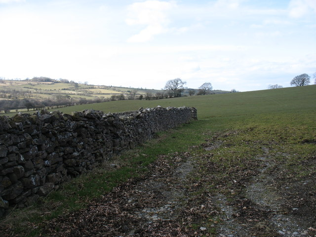 Fields north of Uldale