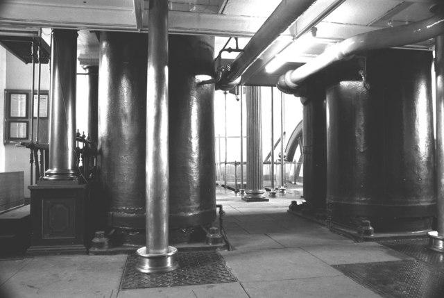 Ryhope Pumping Station - beam engines