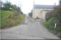 SW9653 : Restormel : Farm Drive by Lewis Clarke