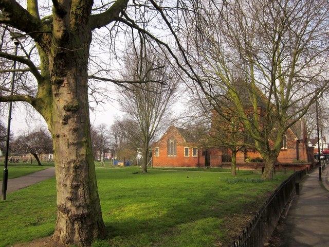 St Alban's Church, Acton Green