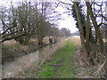 TM4367 : Minsmere New Cut & footpath to Dam Bridge by Adrian Cable