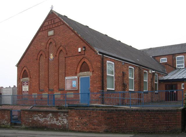 Ilkeston - Salvation Army Hall