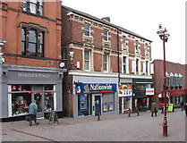 SK4641 : Ilkeston - Nationwide Building Society by Dave Bevis