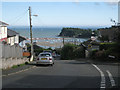 SX9273 : Mill Lane junction with Broadmeadow View, Teignmouth by Robin Stott
